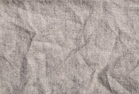 fibra: background of natural linen textile Stock Photo