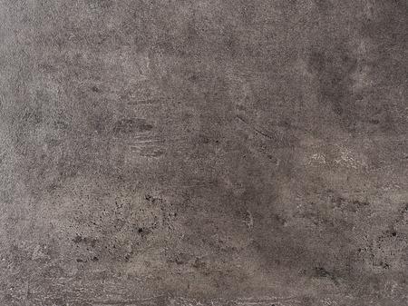 暗い灰色のキッチン テーブルの背景、トップ ビュー