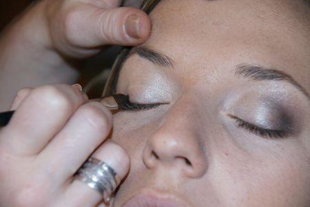 parpados: maquillaje p�rpados