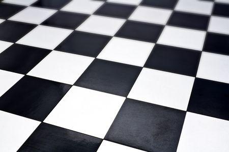 tablero de ajedrez: Cerrar una imagen de tablero de ajedrez  Foto de archivo