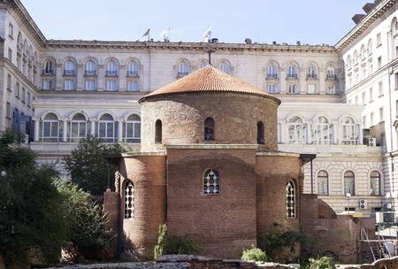 Church of St. George in Sofia, Bulgaria
