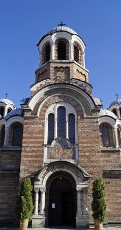 sveti: Sveti Sedmochislenitsi Church in Sofia, Bulgaria