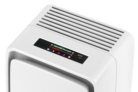 Dettagli del pannello di controllo del purificatore d'aria elettrico