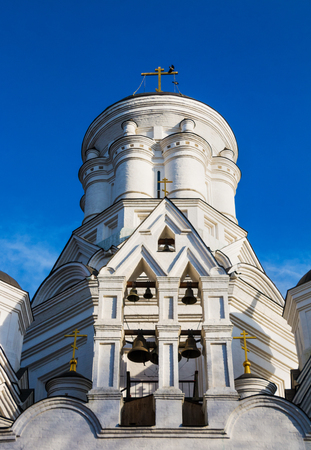 beheading: Christian Orthodox Church of Beheading of St. John the Forerunner in Kolomenskoye, Russia, Moscow.