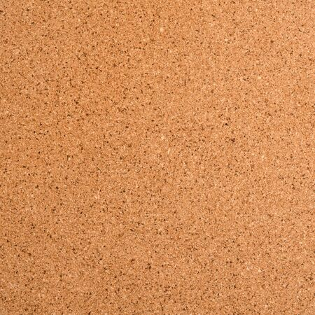 Cork texture, cork board or notice board. Texture of cork wood surface, nature product industrial background. Imagens