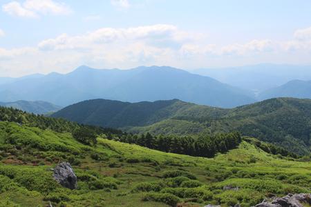 Shikoku Karst Stock Photo