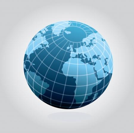 Planet Earth vector Stock Vector - 19461134