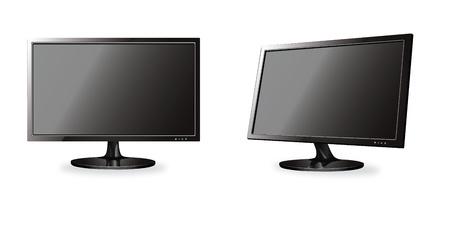 Monitors set Stock Vector - 19461202