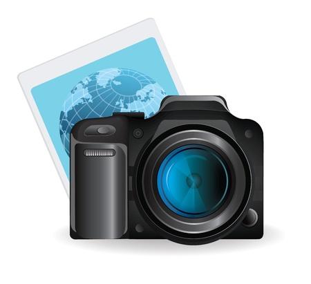 Camera Stock Vector - 19716387