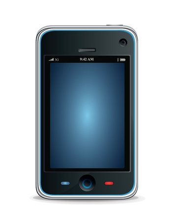 Phone Stock Vector - 19881690
