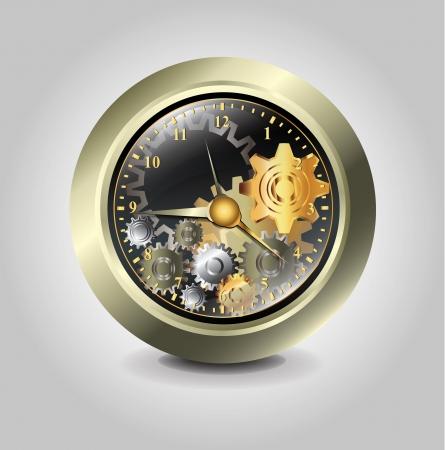 watch gears: Watch Gears Illustration