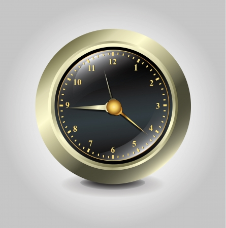Round The Clock Vector