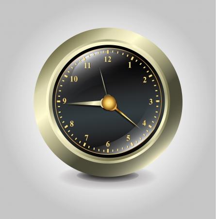 Round The Clock Stock Vector - 20556752