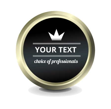 sample text: Metal Frame For Text