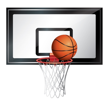 basket icon: Basketball Net