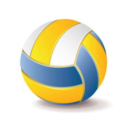 Volley-ball Banque d'images - 20747107