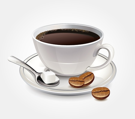 Cup Of Coffee Stock Vector - 20954029