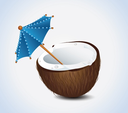 bali: Coconut Cocktail