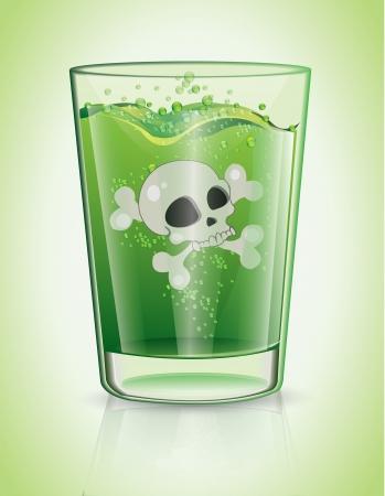 Glas Poison