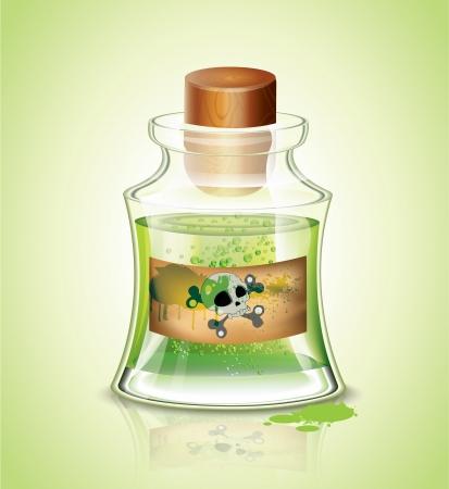 toxins: Jar Of Poison
