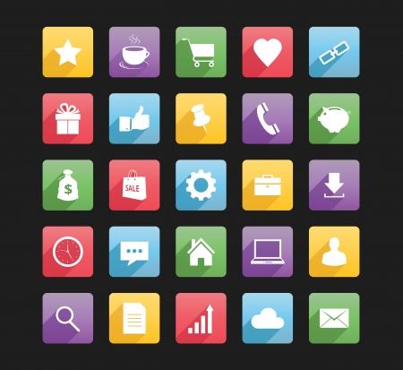 ios: Set d'ic�nes Web