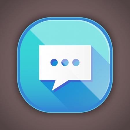 message vector: Vector iconos de mensaje