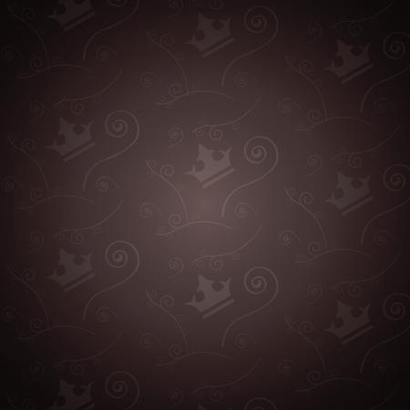 dark brown background: Vector Abstract Background