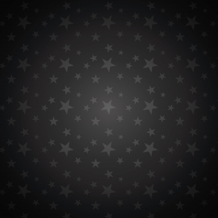 Vector Abstract Background with Stars  Stock Vector - 21918590