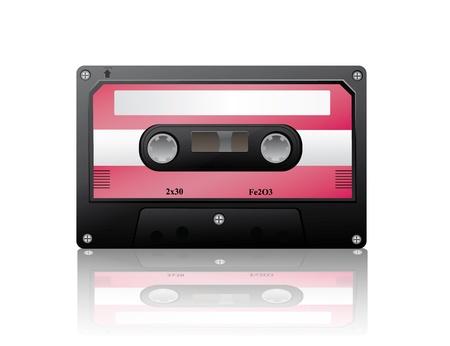 audiotape: Audiocassette