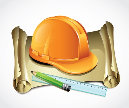 Builders Icons Vector