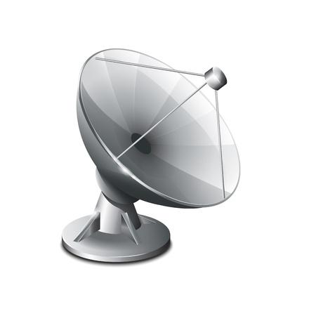 pietanza: Antenna satellitare