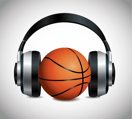 commentator: Basketball And Headphones