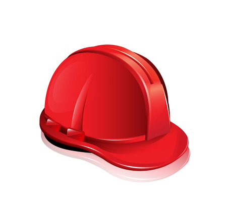 casco rojo: Casco Rojo