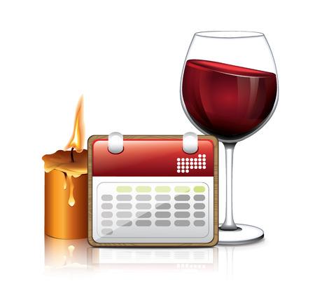meses del año: Holiday Calendar Icon