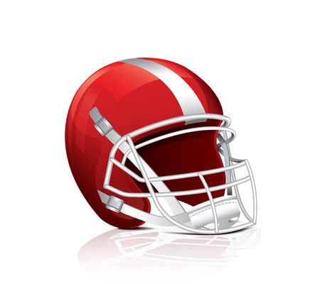 football helmet: Helmet For Rugby