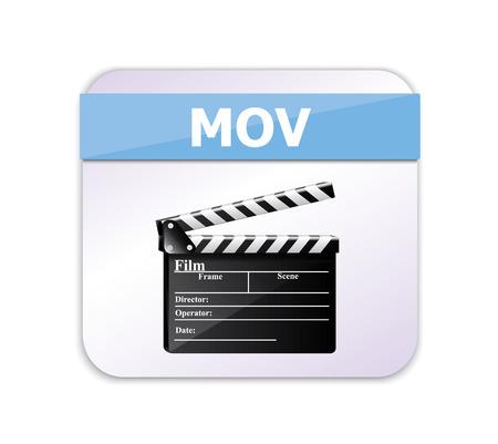 mov: MOV Icon