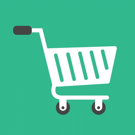 ecommerce: Vector Cart Icon