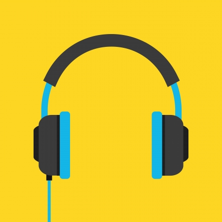 headphones icon: Vector Headphones Icon