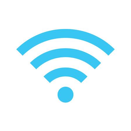 Dell'icona della rete wireless
