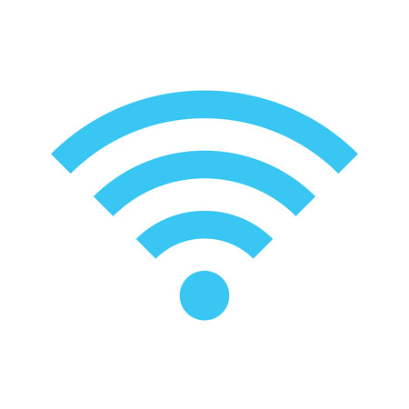 Wireless Network Icon Stock Vector - 22810763