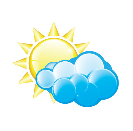 partly: Cloudy Icon