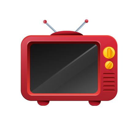 vintage television: Old Tv