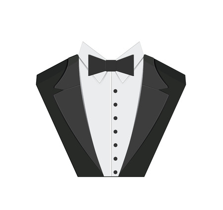 dress coat: Tuxedo Icon