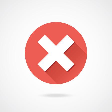 cancel icon: Vector Close Icon