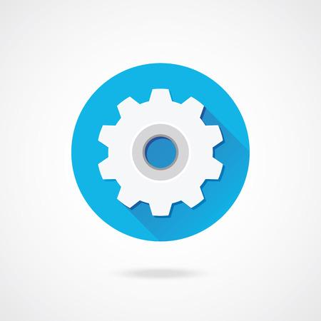 customize: Vector Cog Icon