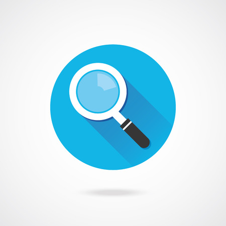 icons site search: Vector Search Icon