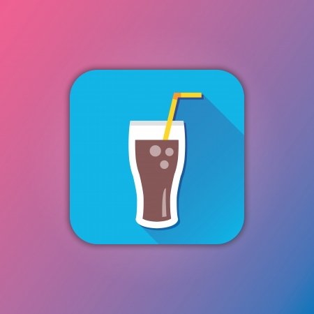 Vector Lemonade Icon Vector