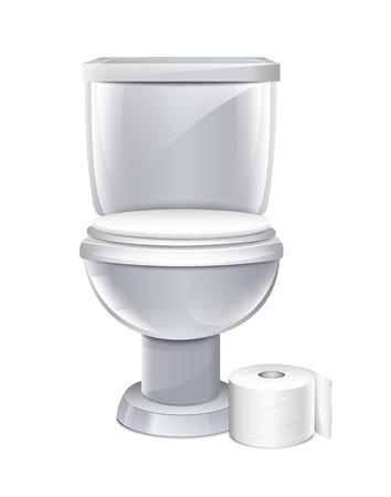 WC z papieru toaletowego