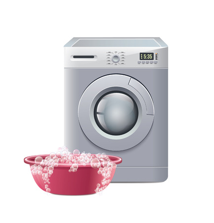 Washing Machine2  Vector