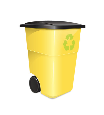 trash basket: Garbage Container
